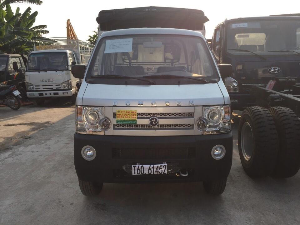 Xe tải nhẹ, xe tải Dongben Phú Mẫn luôn có sẵn xe, giao xe toàn quốc