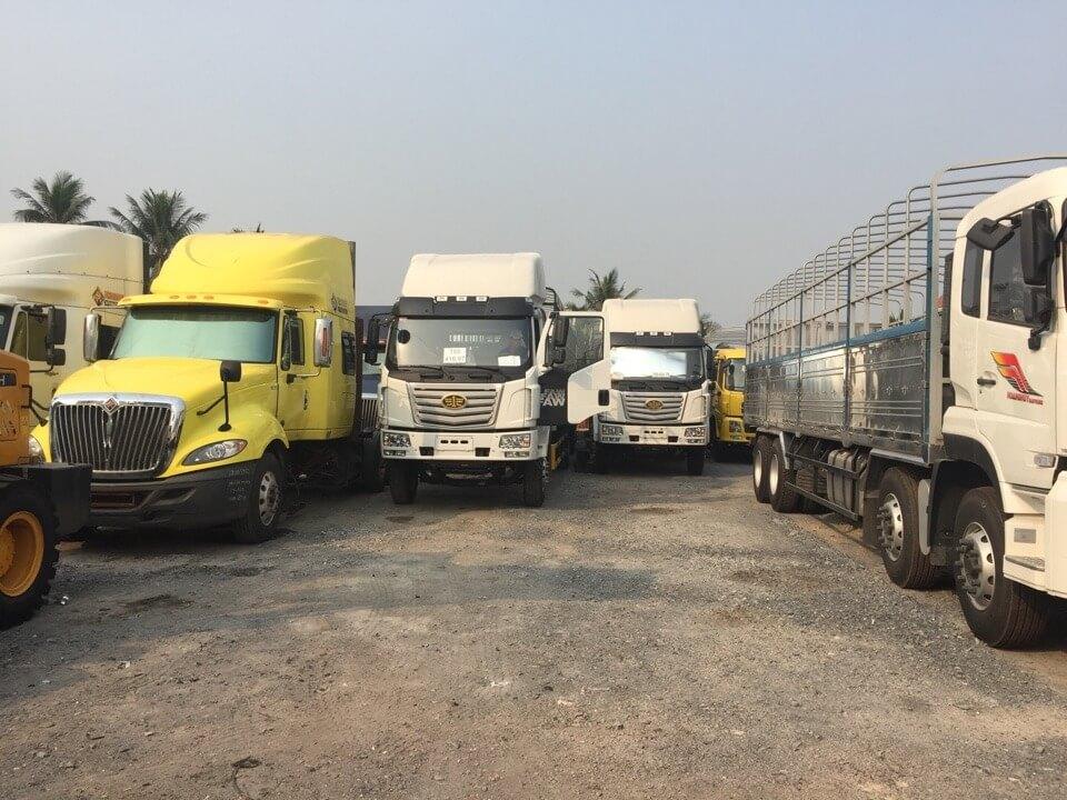 Công ty Ô Tô Phú Mẫn chuyên kinh doanh các loại xe tải, xe chuyên dùng lớn nhất ở khu vực phía Nam, hỗ trợ mua xe tải trả góp nhanh