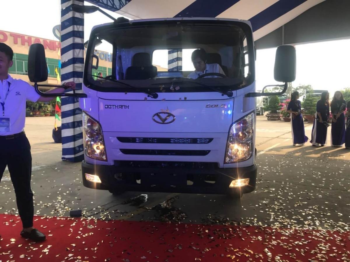 Đánh giá xe tải hyundai iz65