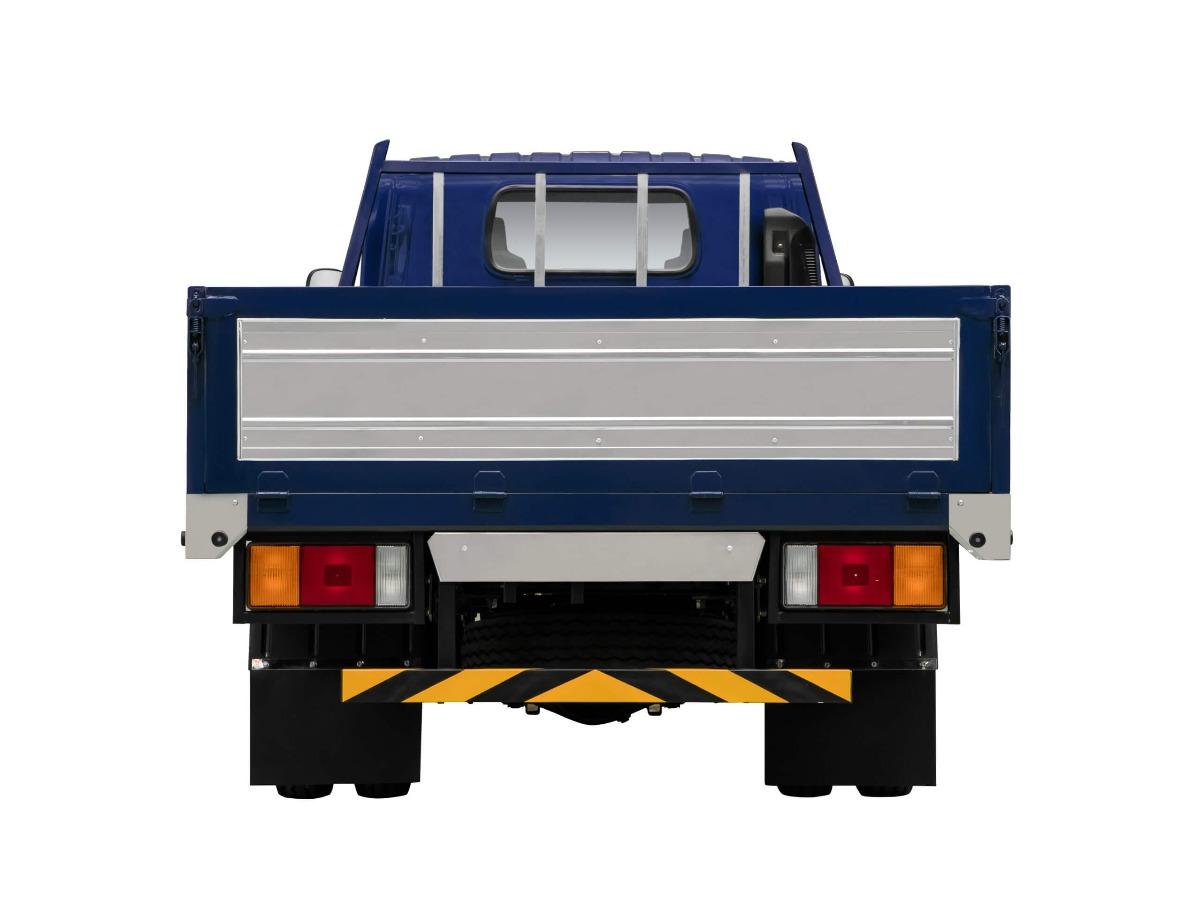 xe tải hyundai iz65 đô thành thùng lửng