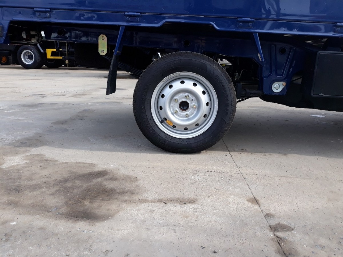 Trang bị ngoại thất xe tải Veam 990kg
