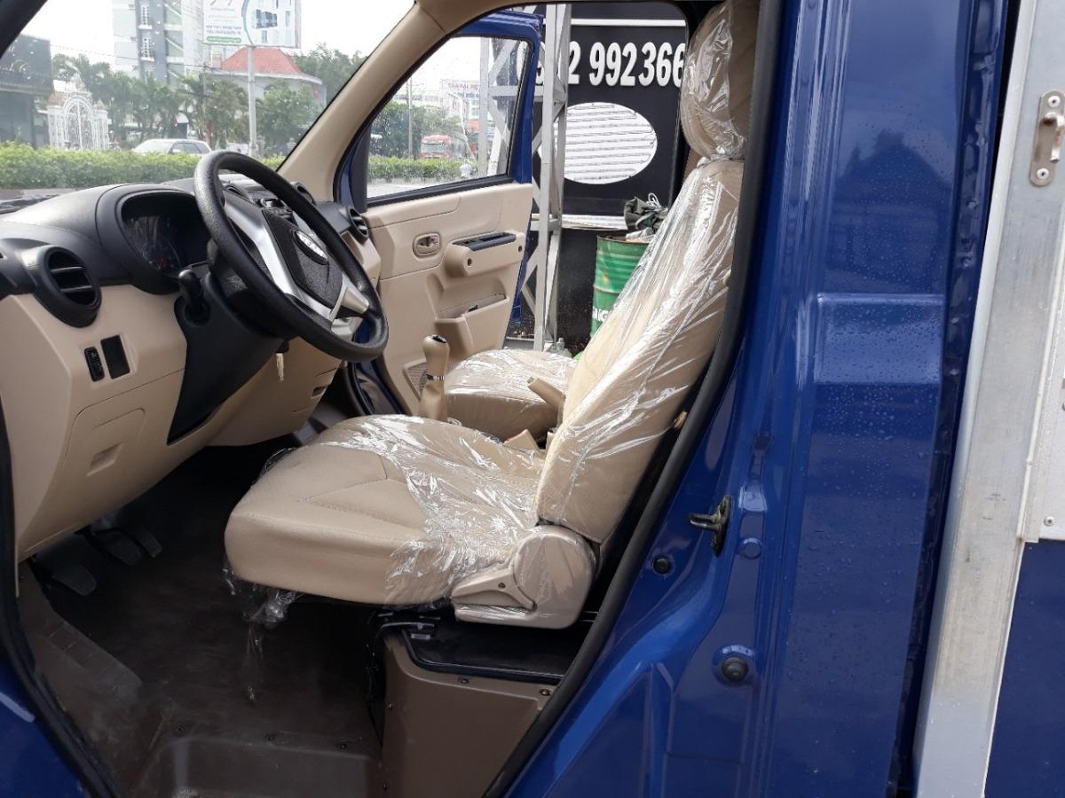 Trang bị nội thất xe tải Veam 990kg