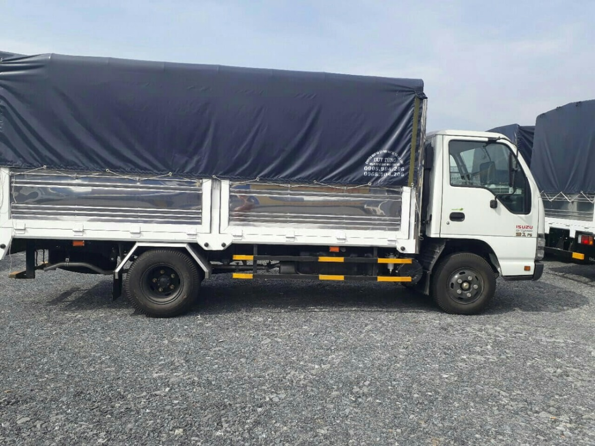 Xe tải Isuzu đa dạng về kiểu dáng
