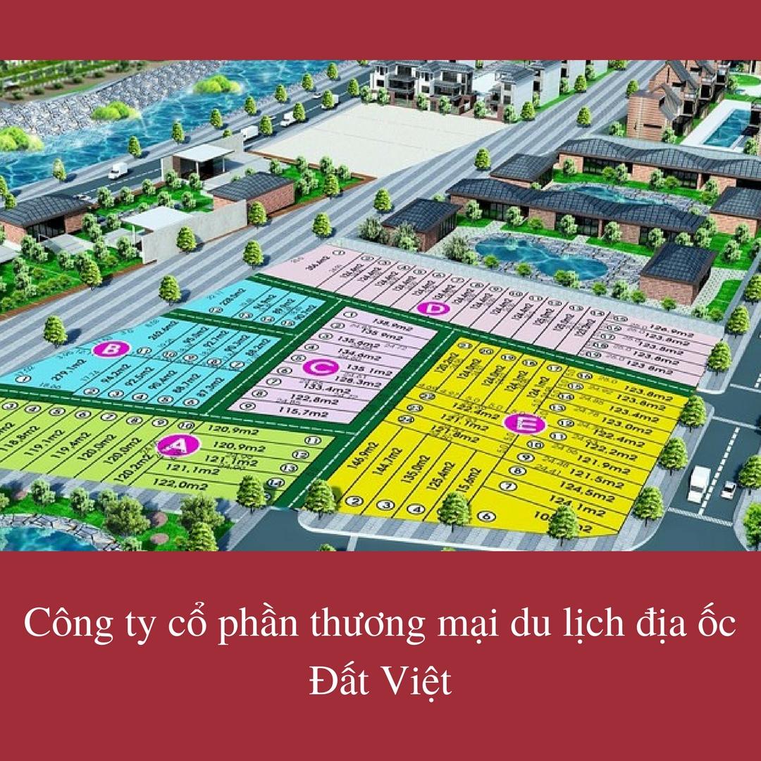 Công ty cổ phần thương mại du lịch địa ốc Đất Việt