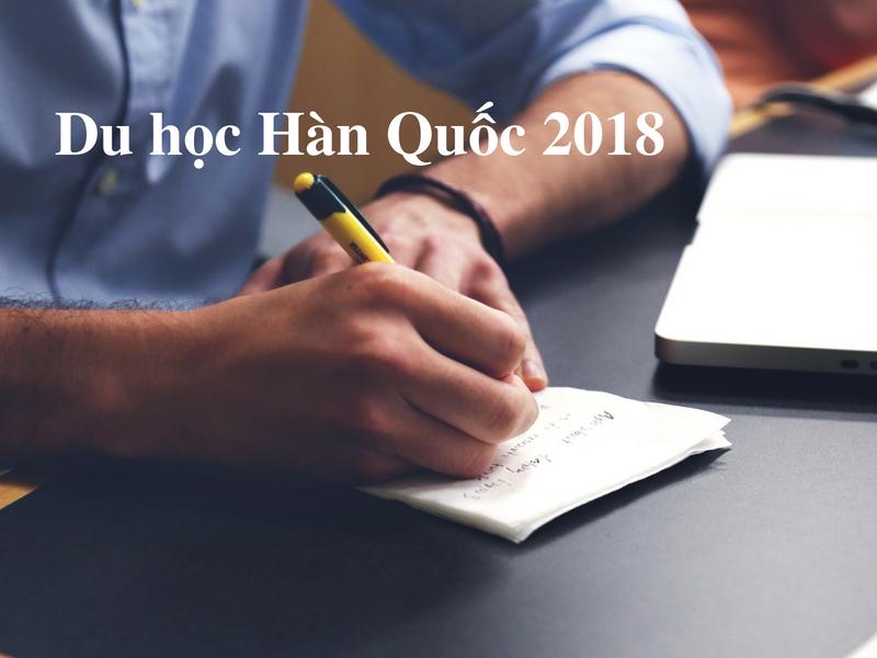 Du học Hàn Quốc 2018