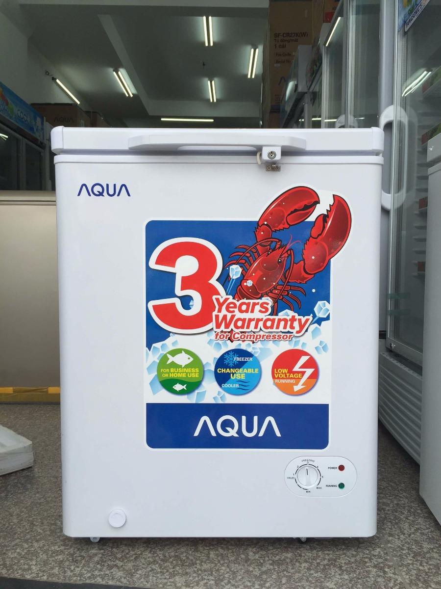 Tủ Đông Aqua AQF-C210 100 lít giá rẻ