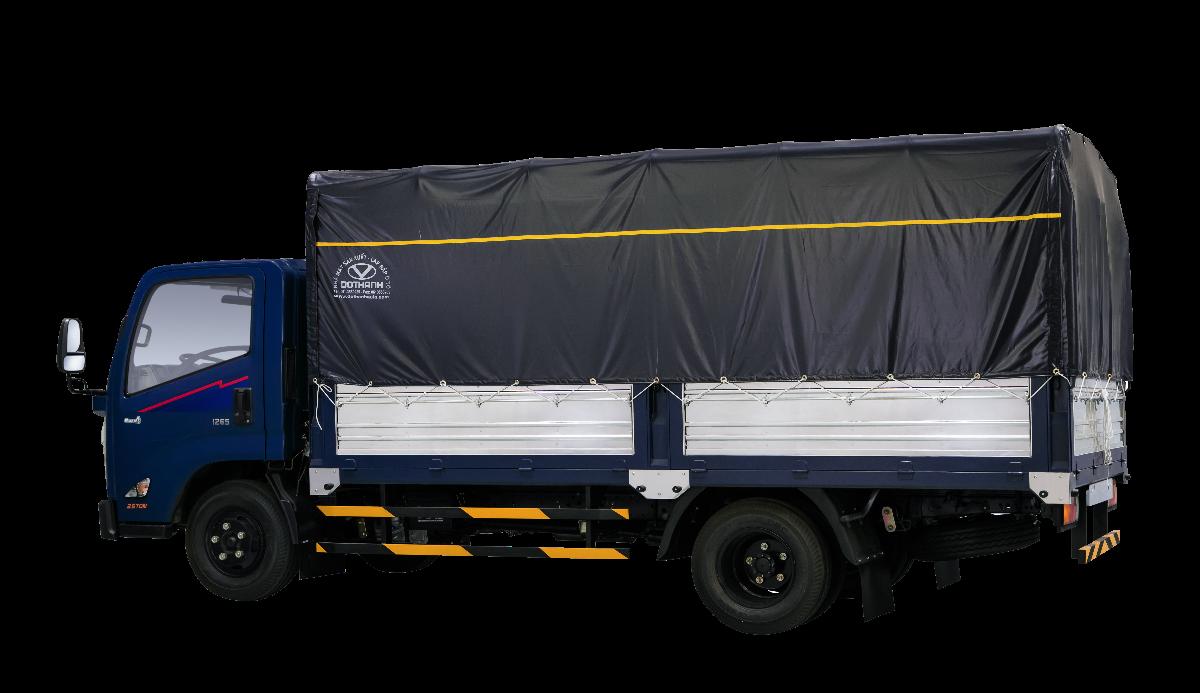 xe tải Hyundai iz65 thùng mui bạt
