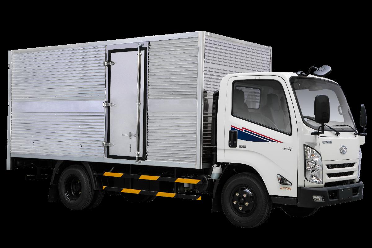 xe tải Hyundai iz65 thùng kín