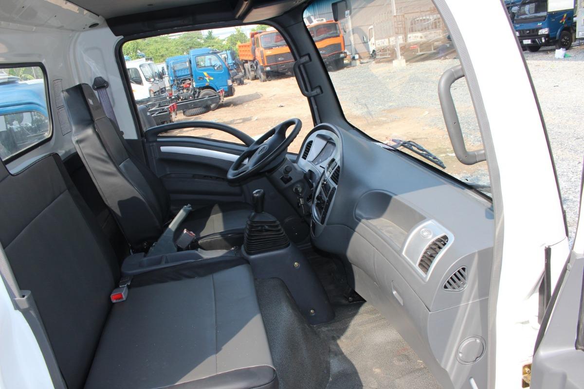 Nội thất xe tải 1.5 Tấn Veam VT150