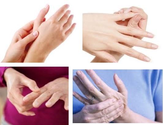 [Sức Khỏe] Đau đầu ngón tay là dấu hiệu của bệnh gì?