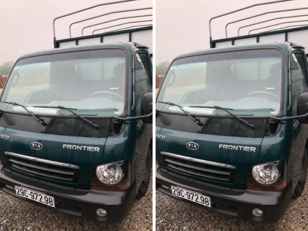 Đánh Giá xe tải  KiA Thaco Frontier 125