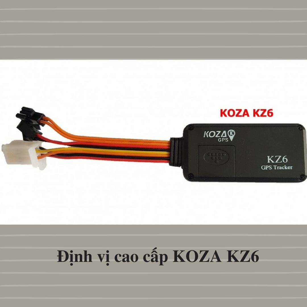 Tác dụng của định vị cao cấp KOZA KZ6