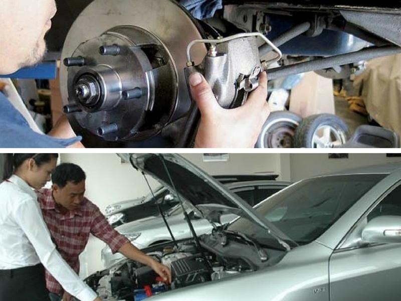 Những kinh nghiệm bảo dưỡng xe ô tô