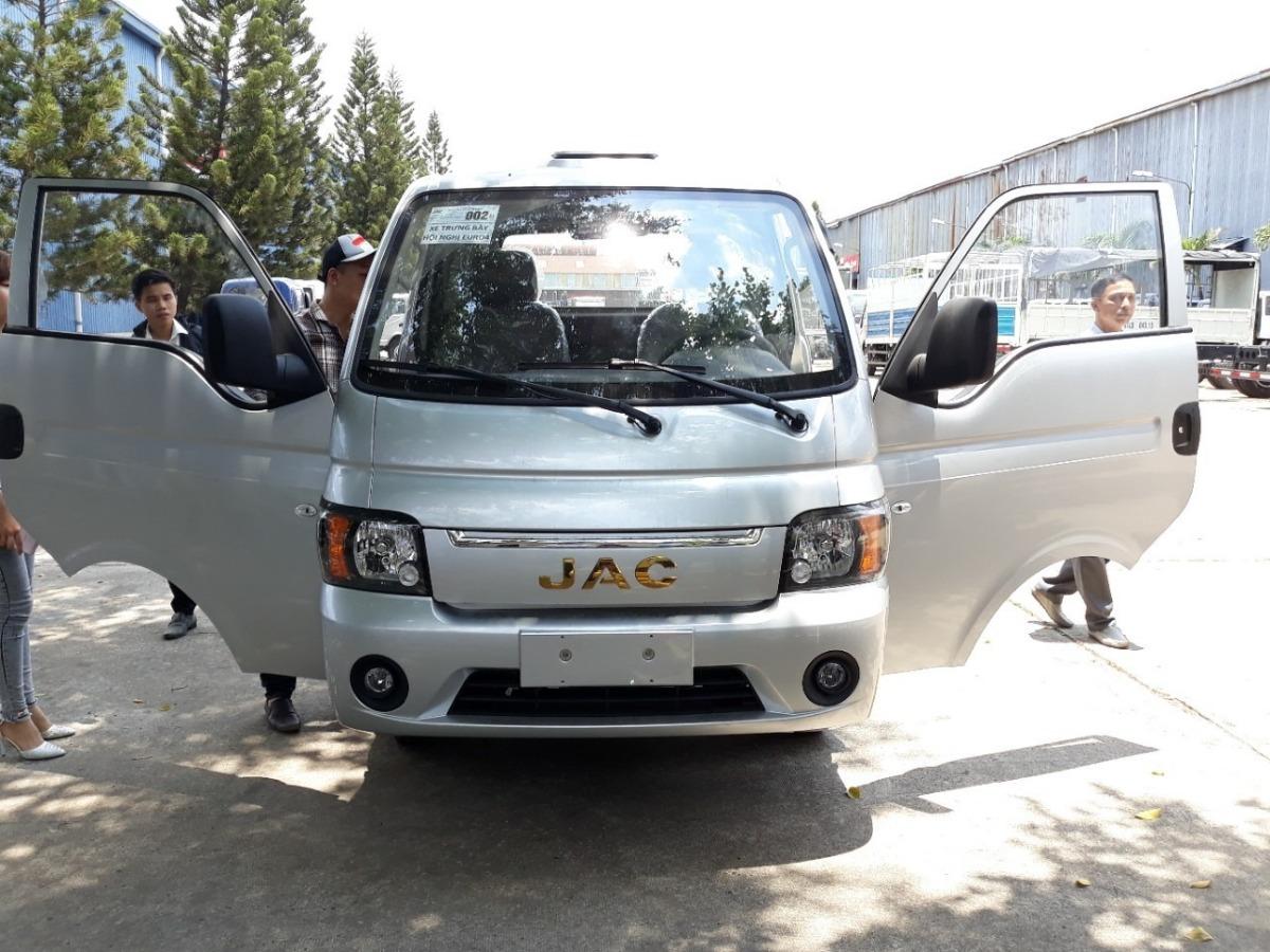 Những đặc điểm nổi bật của xe tải JAC 1.25 tấn: