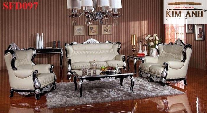 Top những mẫu sofa cổ điển Châu Âu cao cấp giá rẻ nhất TPHCM