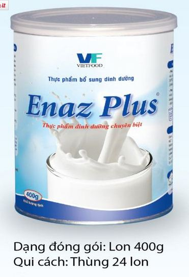 Bột dinh dưỡng Enza Plus