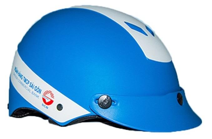 Sản phẩm mũ bảo hiểm quà tặng từ Kim Cương