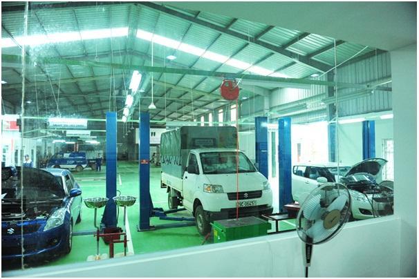 Công ty TNHH Ôtô Việt Anh 14