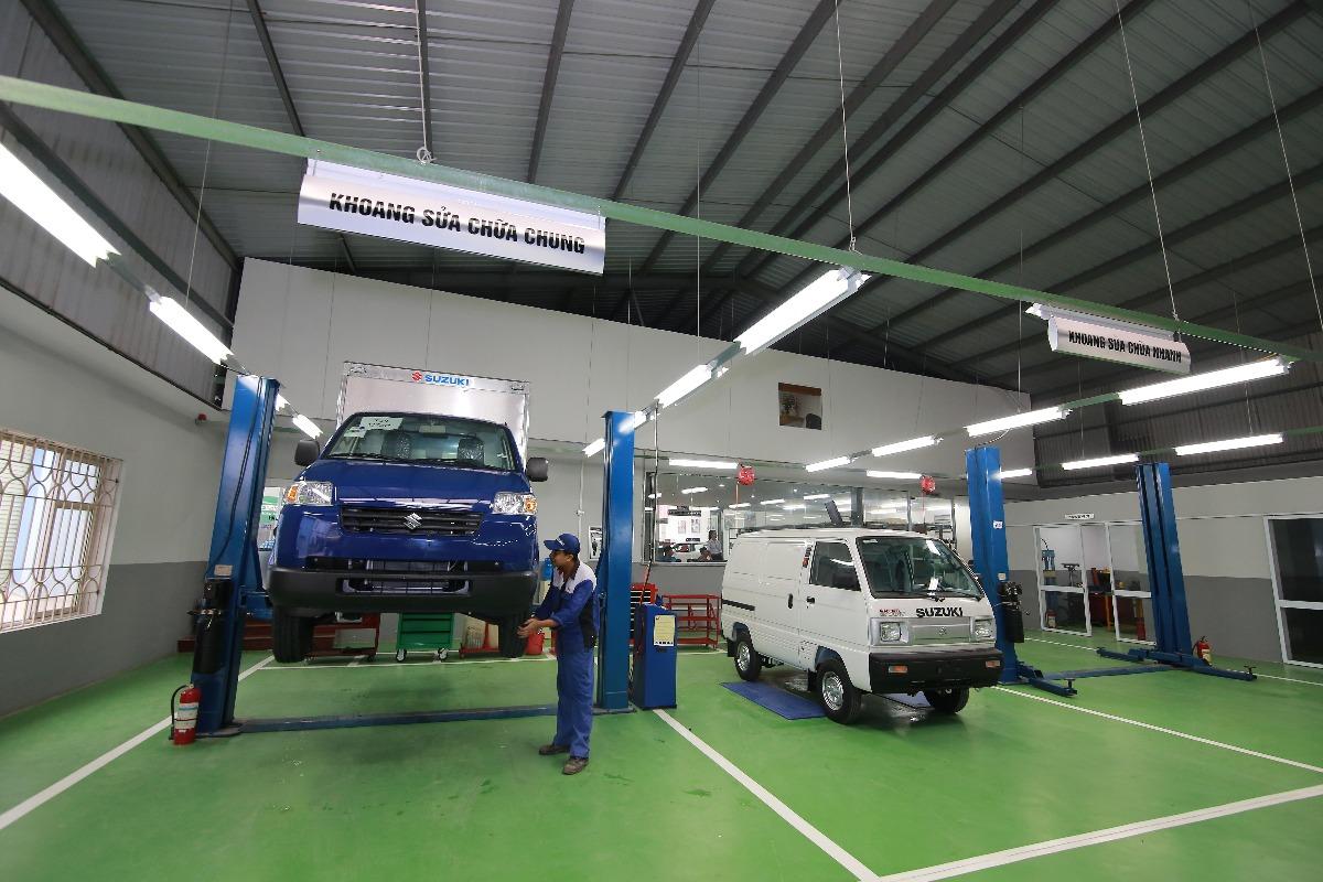 Công ty TNHH Ôtô Việt Anh 15