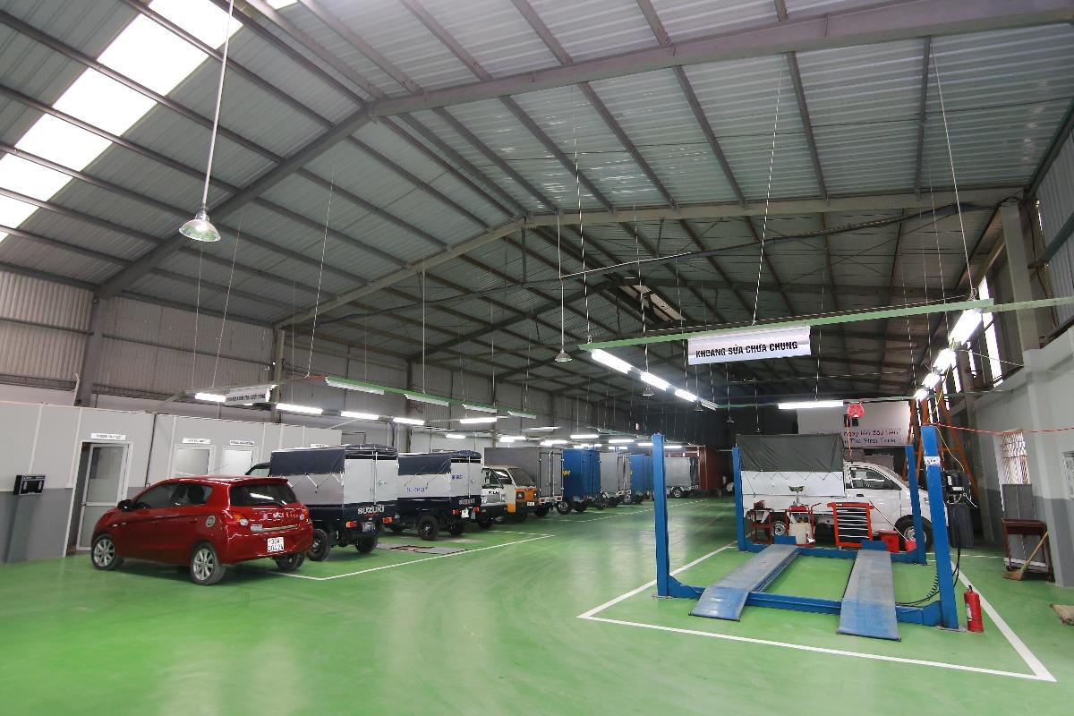 Công ty TNHH Ôtô Việt Anh 17