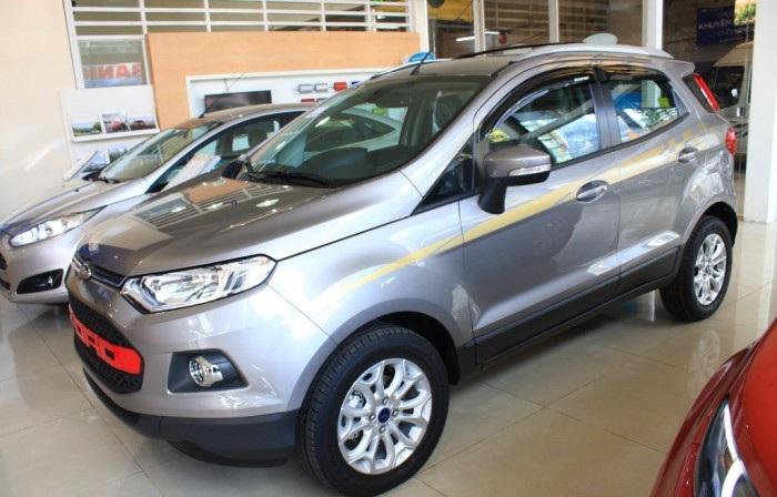Mua xe Ford Ecosport trả góp tại TPHCM