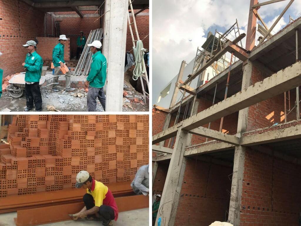 Sự quan trọng của phần thô trong thi công xây dựng nhà ở