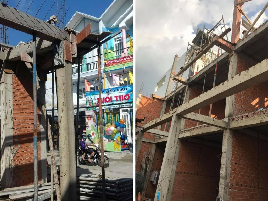 Kinh nghiệm thi công xây dựng nhà