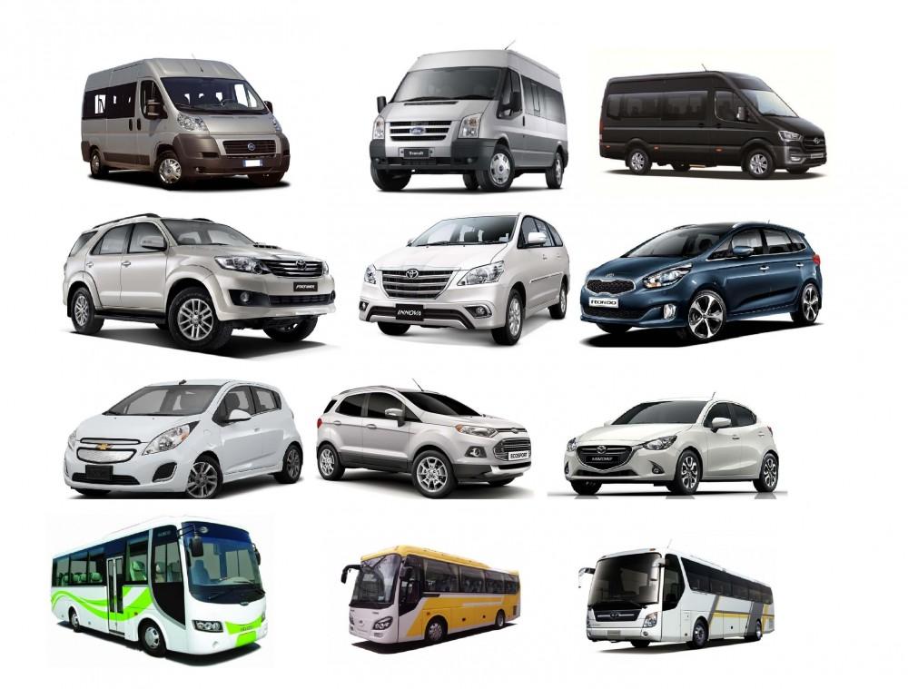 Cho thuê xe du lịch giá rẻ TPHCM