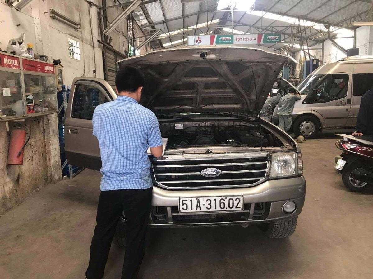 Kiểm tra ô tô trước khi mua