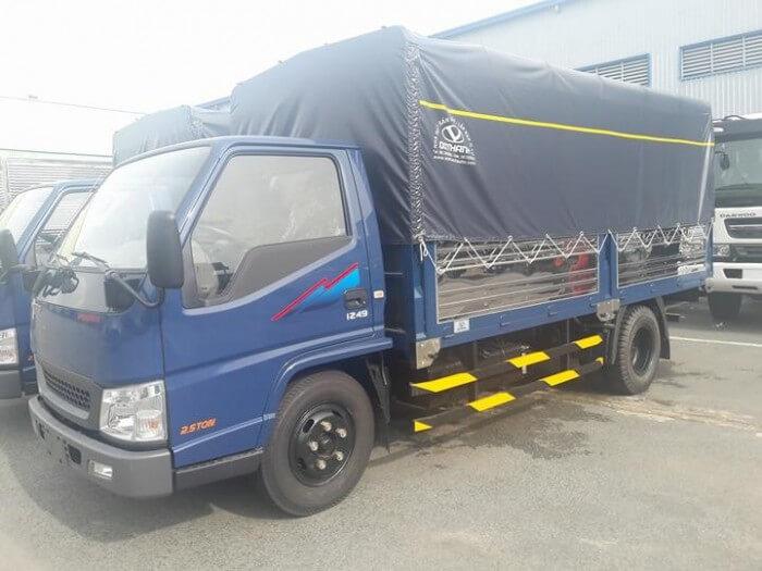 Mua xe tải nhỏ hàng Hyundai Iz49 1.9 tấn