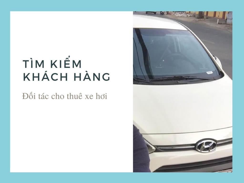 Kinh nghiệm tìm kiếm khách hàng cho thuê xe tự lái tại Thủ Đức