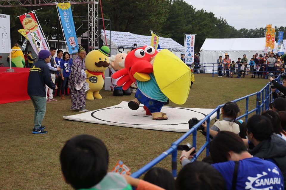 lễ hội Yuru-kyara Grand Prix (2)