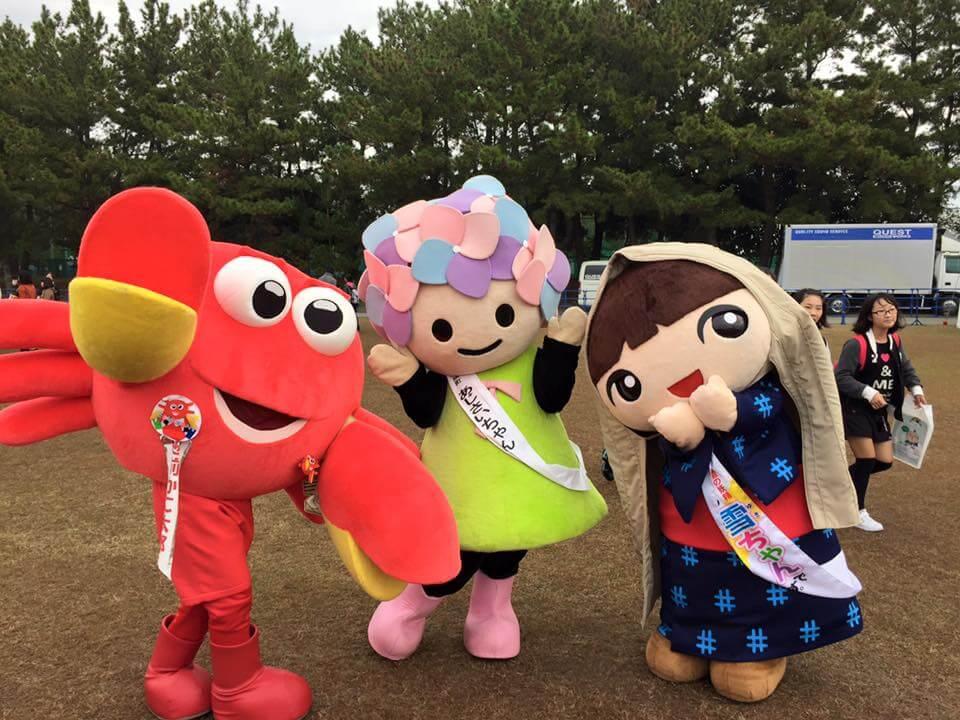 lễ hội Yuru-kyara Grand Prix (3)
