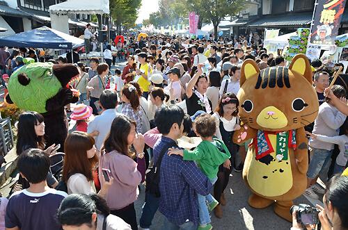 lễ hội Yuru-kyara Grand Prix (5)
