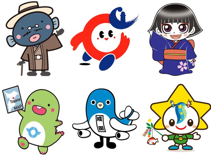 Yuru-kyara - Văn hóa mascot Nhật Bản