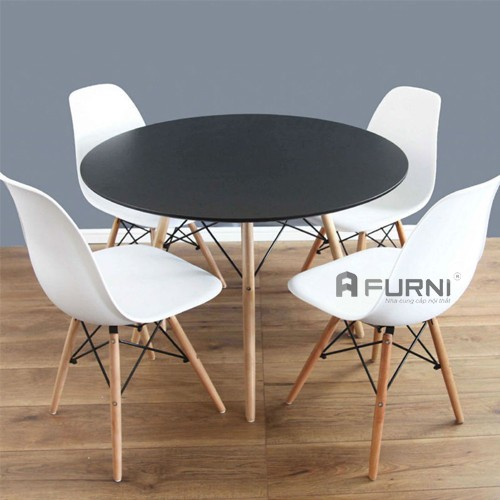 Bộ bàn ăn tròn đẹp