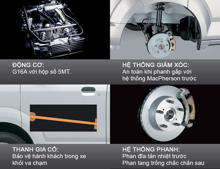 Tại sao quý khách nên quan tâm đến mẫu xe tải Suzuki Pro 750kg nhập khẩu nguyên chiếc này?(8)