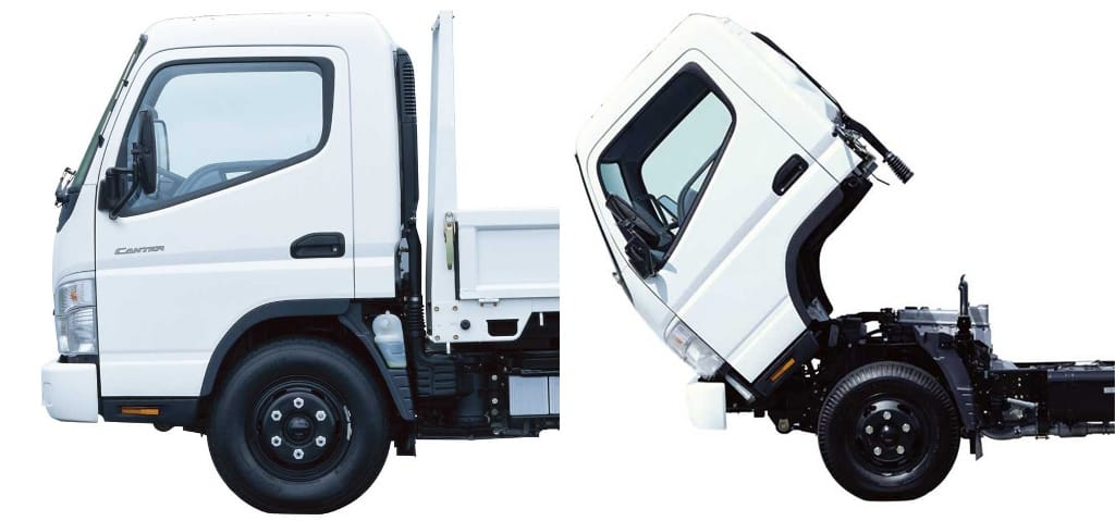 Đánh giá xe tải Fuso(2)