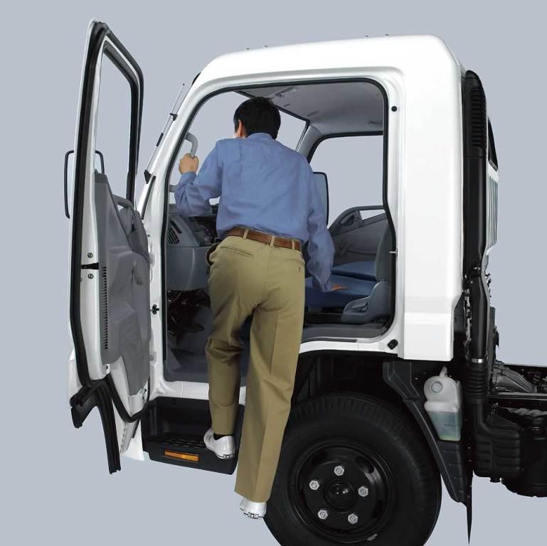 Đánh giá xe tải Fuso(3)