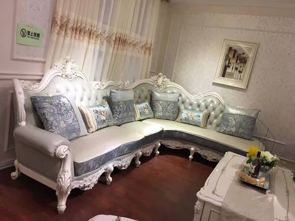 5 Lý do bạn nên chọn mua 1 bộ sofa tân cổ điển góc L tại nội thất Kim Anh Sài Gòn(3)