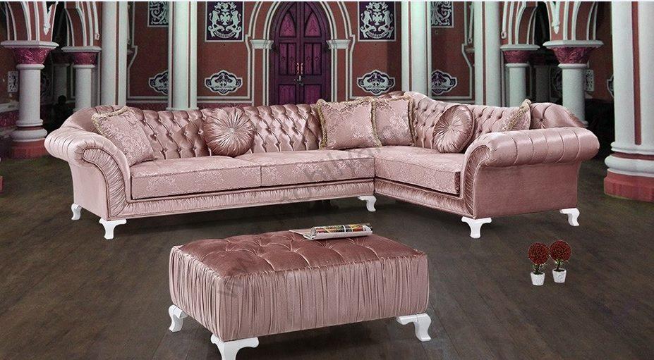 5 Lý do bạn nên chọn mua 1 bộ sofa tân cổ điển góc L tại nội thất Kim Anh Sài Gòn(4)