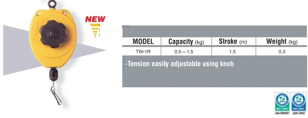 Đánh giá về Palang  cân bằng TW-1R Tigon