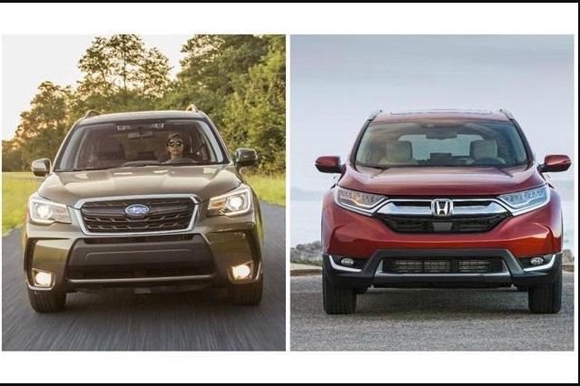 Sự khác biệt giữa Subaru Outback và Subaru Forester là gì?
