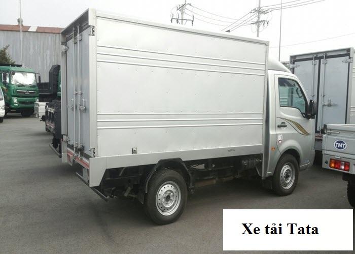 Đánh giá xe tải TaTa 1t2 máy dầu nhập khẩu Ấn Độ(1)