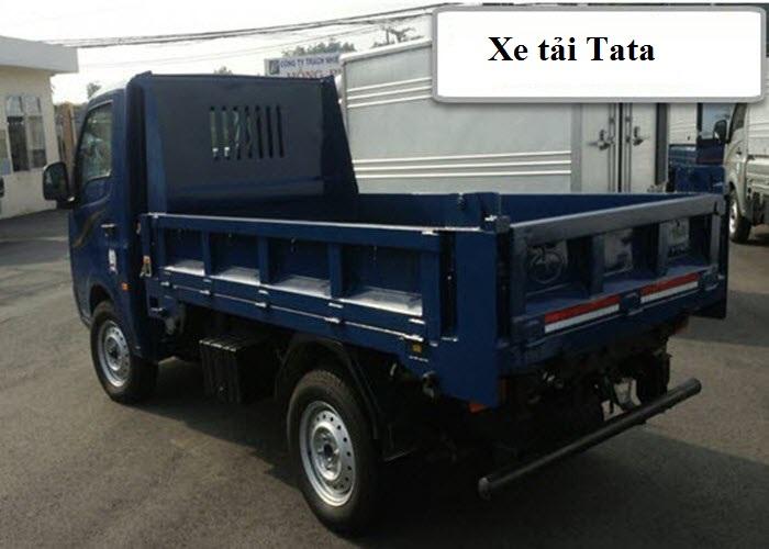 Đánh giá xe tải TaTa 1t2 máy dầu nhập khẩu Ấn Độ(3)