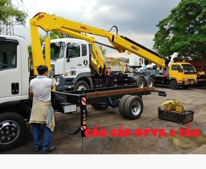 Công ty Hyva chuyên phân phối các linh kiện xe thương mại