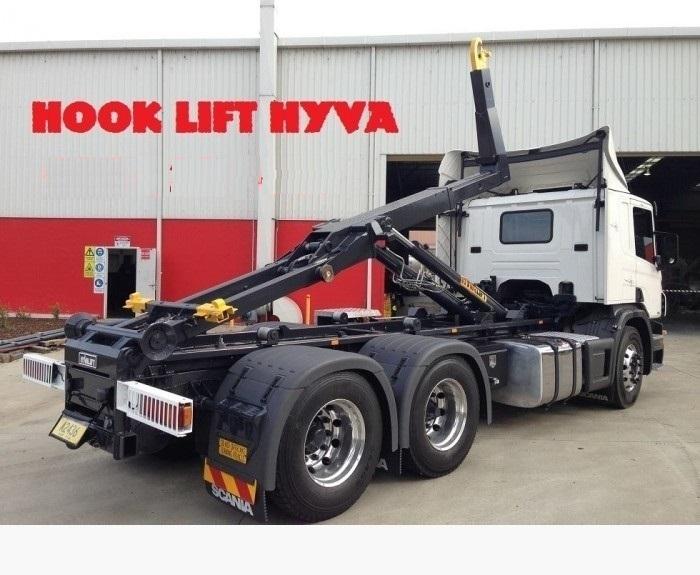Công ty Hyva chuyên phân phối các linh kiện xe thương mại(2)