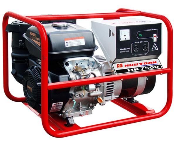 Ưu điểm của máy phát điện xoay chiều Honda HG7500 dân dụng(1)