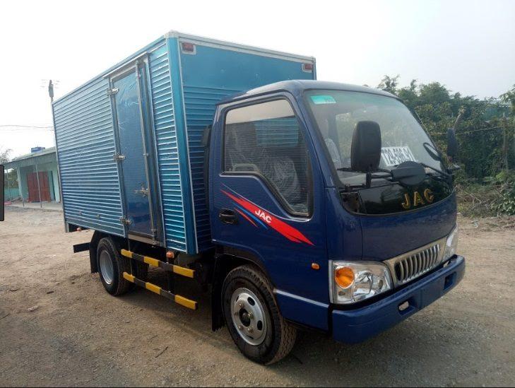 Đánh giá xe tải JAC 2T4(2)