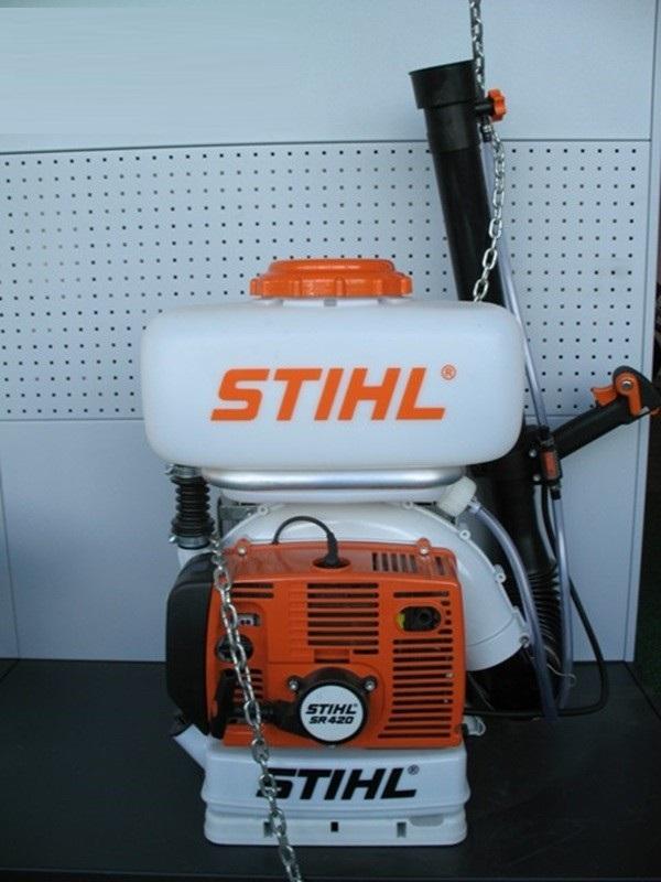 Ưu điểm và ứng dụng của máy phun thuốc khử trùng Stihl SR420(2)